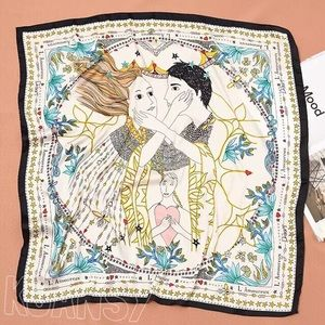 COMING SOON Tarot Constellation Lovers Scarf